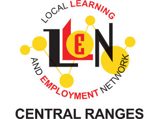 Central Ranges Local Learning and Employment Network Logo