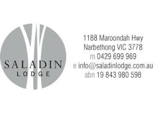 Saladin Lodge Logo